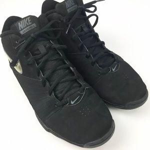 Nike Air Vision Pro 2 Black on Black Shoe Sz 11